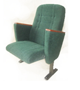 Кресло ПМ-1 для кинотеатров и театров,  для актовых залов