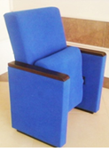 Кресло ПМ-1-3 для кинотеатров и театров,  для актовых залов