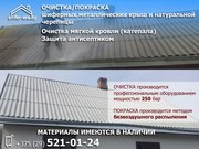 Очистка и покраска крыш в Гродно