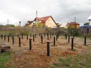 Свайно-винтовой Фундамент под ключ в Ошмянах