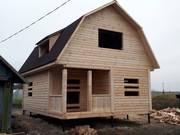 Строим недорогие Дома из бруса от 11 000 руб по всей Гродненской обл