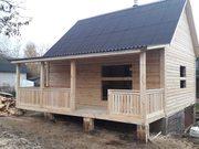Построим Дом и баню. Цены низкие качество на высоте. Мосты