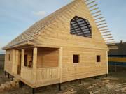 Дом-Баня из бруса готовые срубы с установкой-10 дней недор Новогрудок