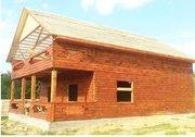 Дом-Баня из бруса готовые срубы с установкой-10 дней недорого Ошмяны