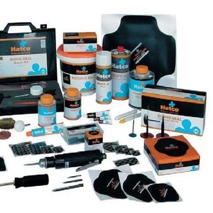 Шиномонтажный материал для ремонта шин и камер.
