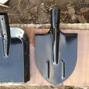 Лопата совковая сталь лспхв