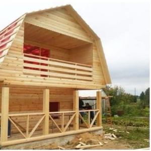 Недорого Построим Дом из бруса на вашем участке в Мостах