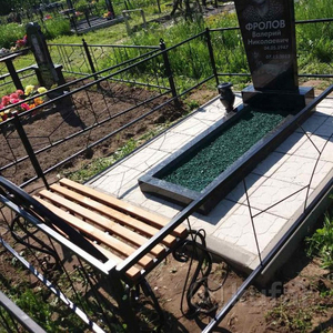 Гранитный Памятник под ключ А10. Вороново и рн