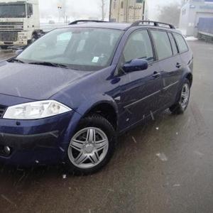 Renault Megane,  2004 г.в.,  1, 6 л,  бензин