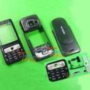 Продам новый корпус для Nokia N73 + клавиатура + инструменты