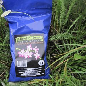 Почвогрунт для Орхидей натуральный 1 литр