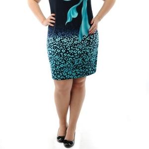 Женская платья больших размеров оптом