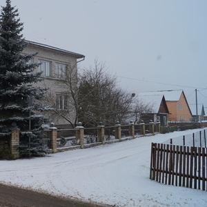 Продается дом в Вороново 15 км от Литовской границы,  65 км от Вильнюса