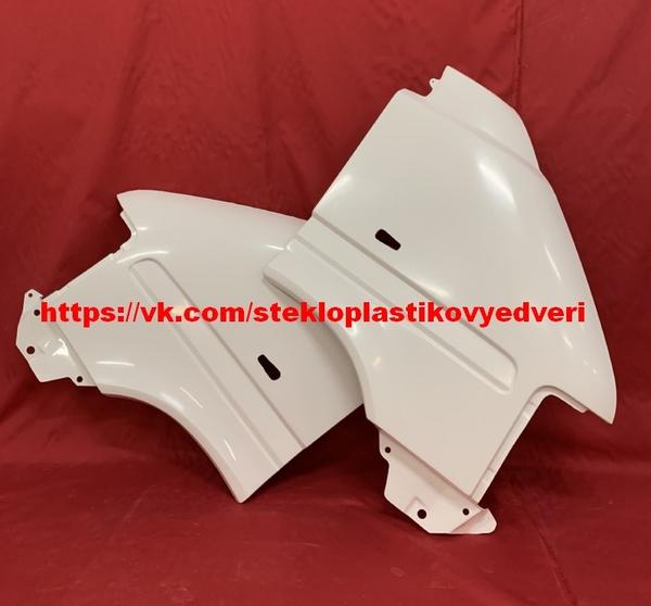 переднее крыло фольксваген,  стеклопластик  5