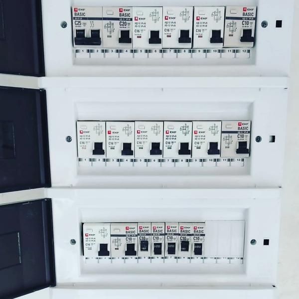 Все виды электромонтажных работ 3
