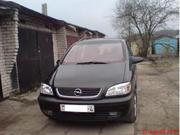 Opel Zafira,  2, 0 л,  дизель,  2001 г.в.
