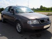 Продам Audi A6 черный седан,  1999