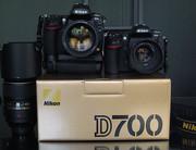 Совершенно новый Nikon D90 / Nikon D700 / Nikon D300