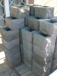 Блоки бетонные для забора. Крышки.