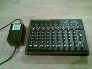 продам  микшерный пульт samson mixpad12